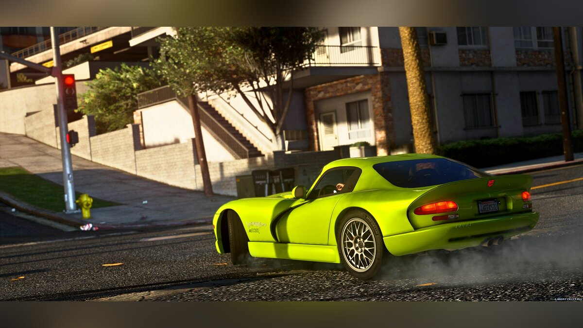 Машина Dodge 1999 Dodge Viper GTS ACR [Add-On | Replace | Tuning | Template] 1.4 для GTA 5