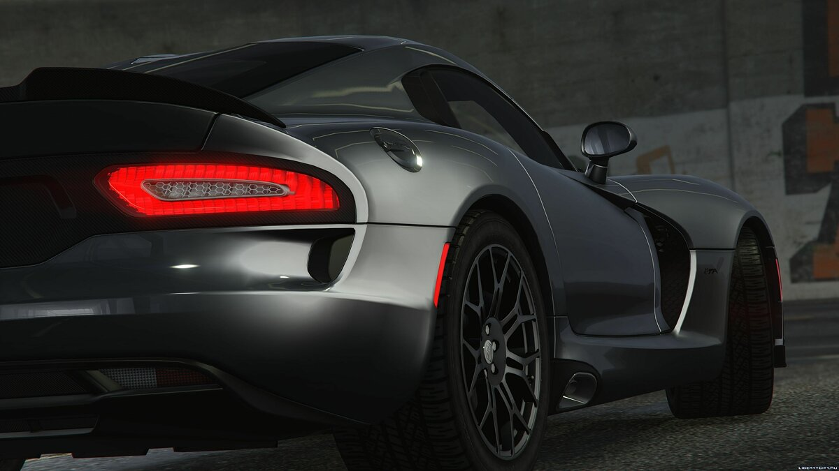 2014 SRT VIPER T/A[Add-On] для GTA 5 - скриншот #7