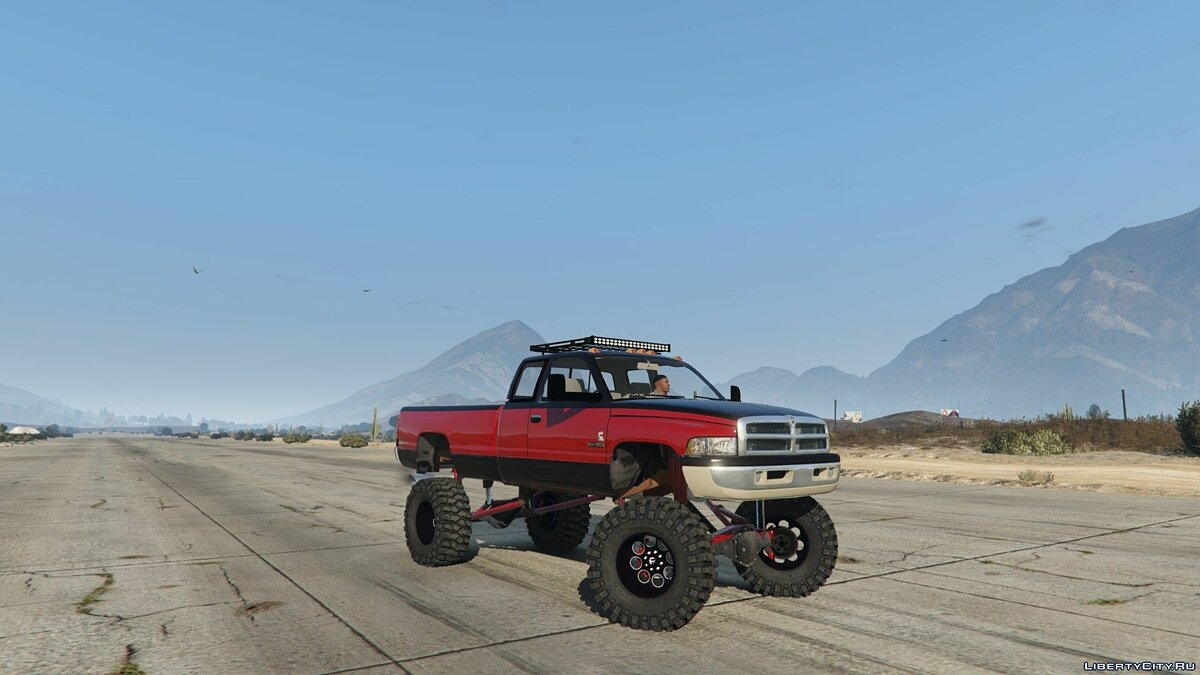 Dodge Mega Ram 3500 HD [Add-On / Replace] 1.0 для GTA 5 - скриншот #2