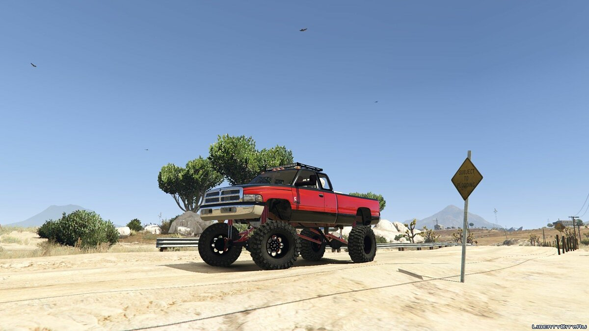 Dodge Mega Ram 3500 HD [Add-On / Replace] 1.0 для GTA 5 - скриншот #3