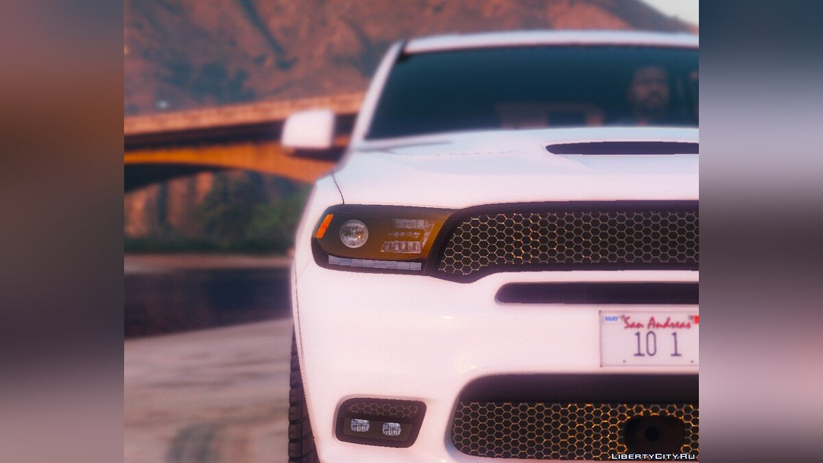 Машина Dodge 2018 Dodge Durango SRT [HD] BETA 1.2 для GTA 5
