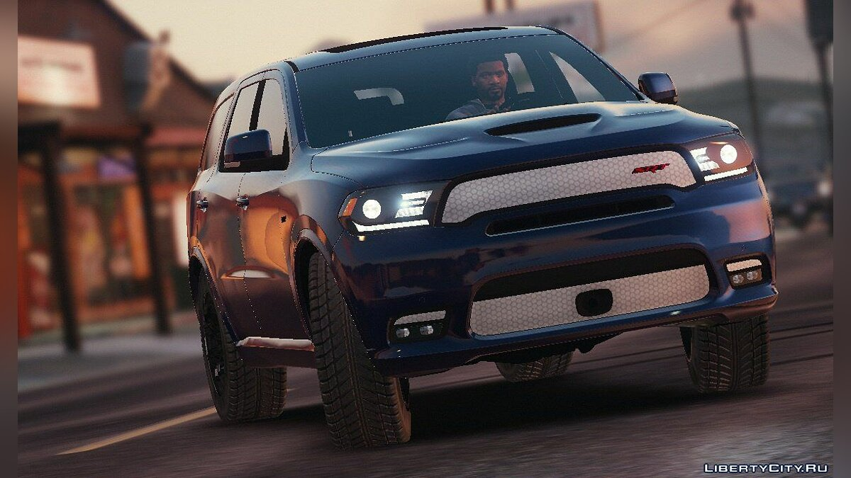 Машина Dodge 2018 Dodge Durango SRT 1.0 BETA 1.0 для GTA 5