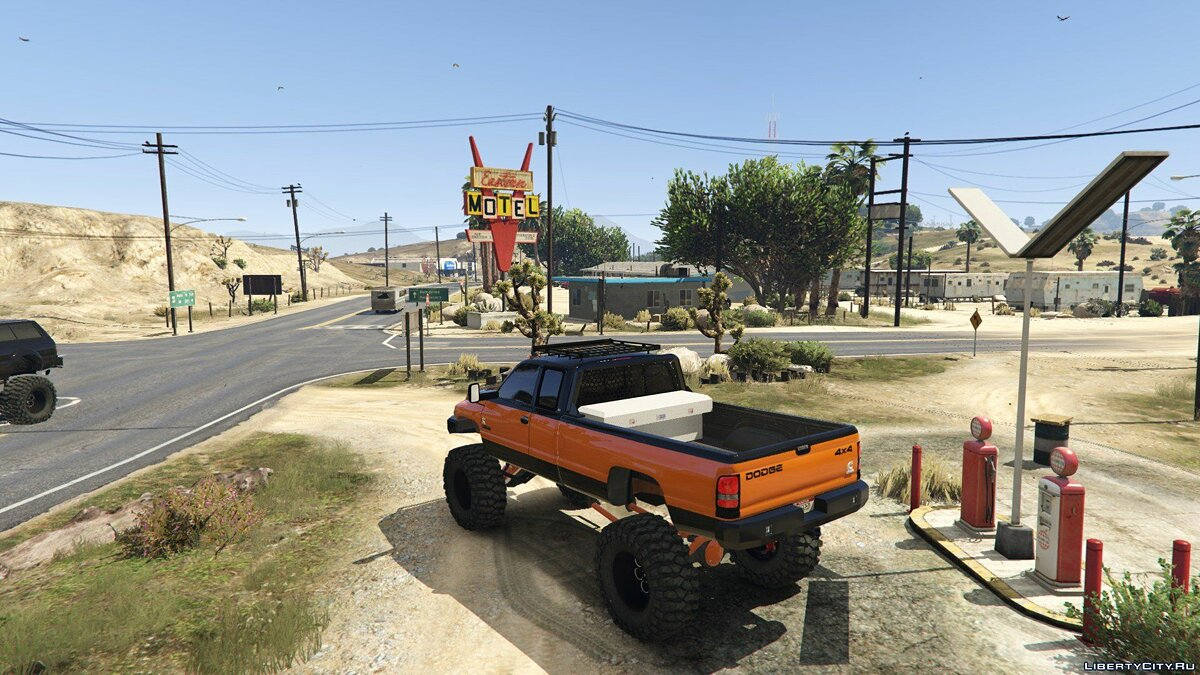 Dodge Mega Ram 3500 HD [Add-On / Replace] 1.1 для GTA 5 - скриншот #2