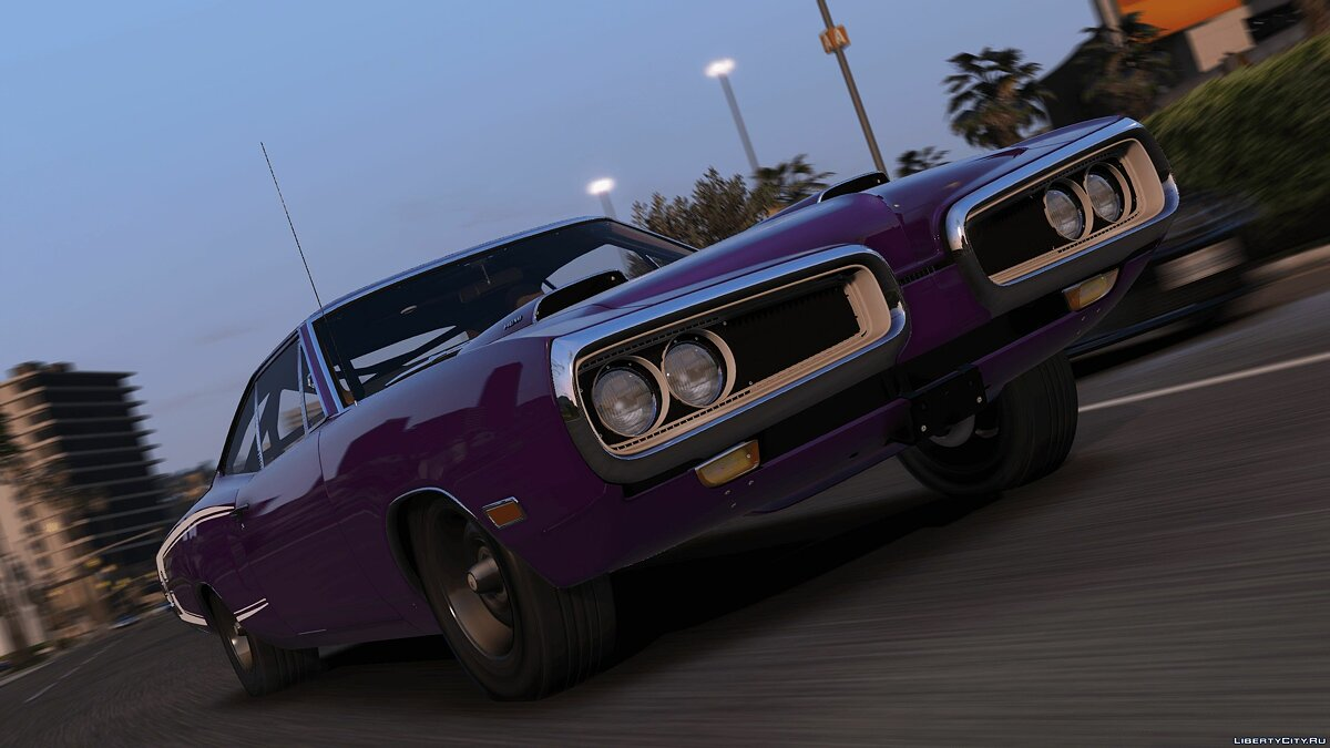 Машина Dodge 1970 Dodge Coronet Super Bee [Add-On | OIV] для GTA 5