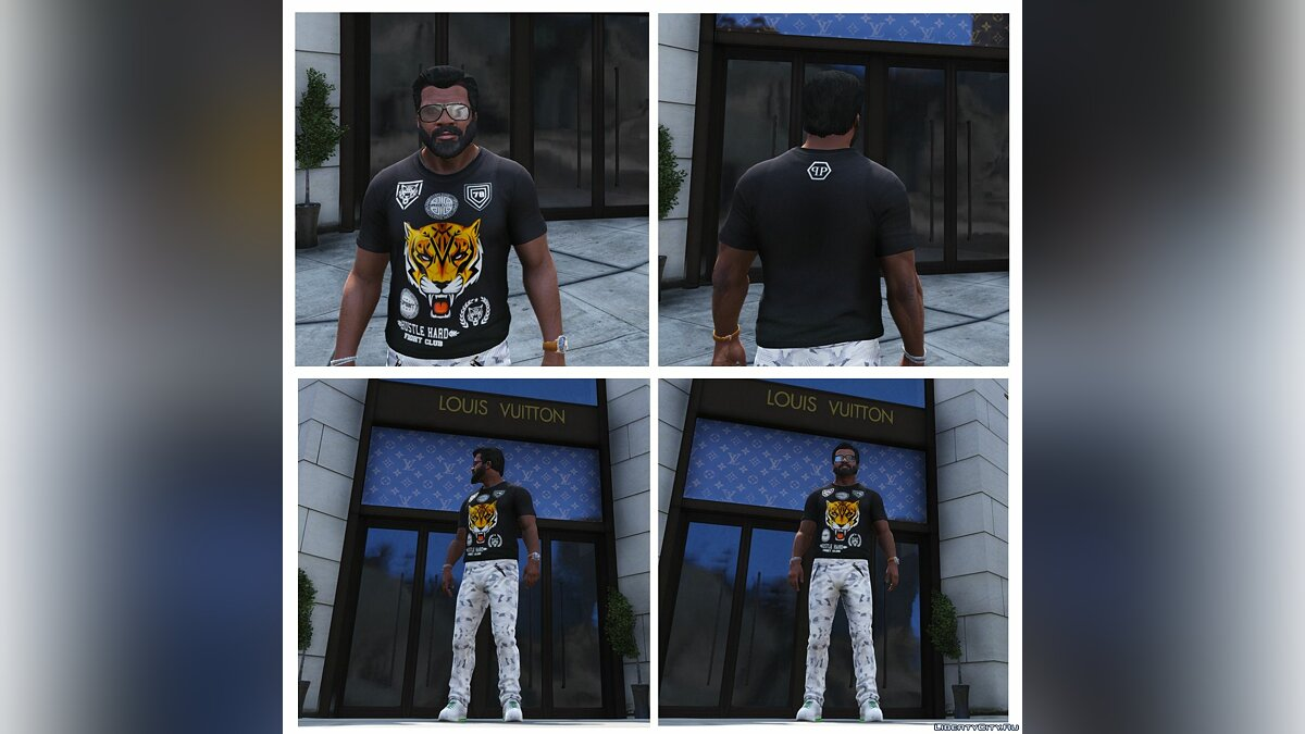 Clothing Pack 2017 для GTA 5 - скриншот #2