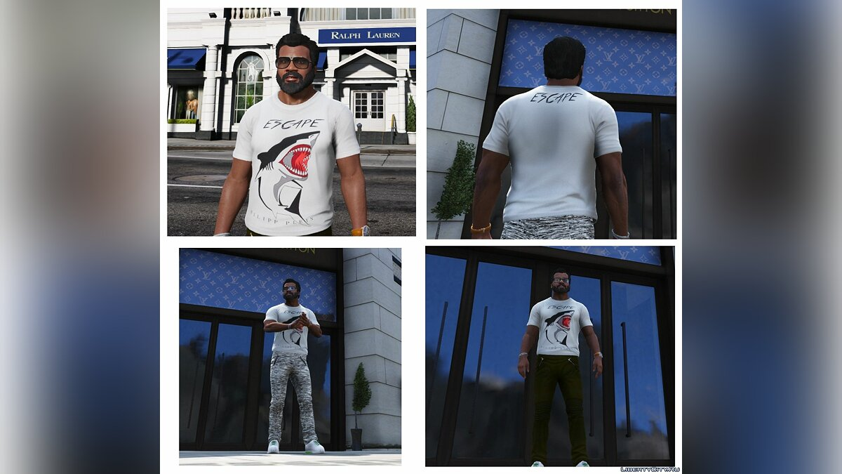 Clothing Pack 2017 для GTA 5