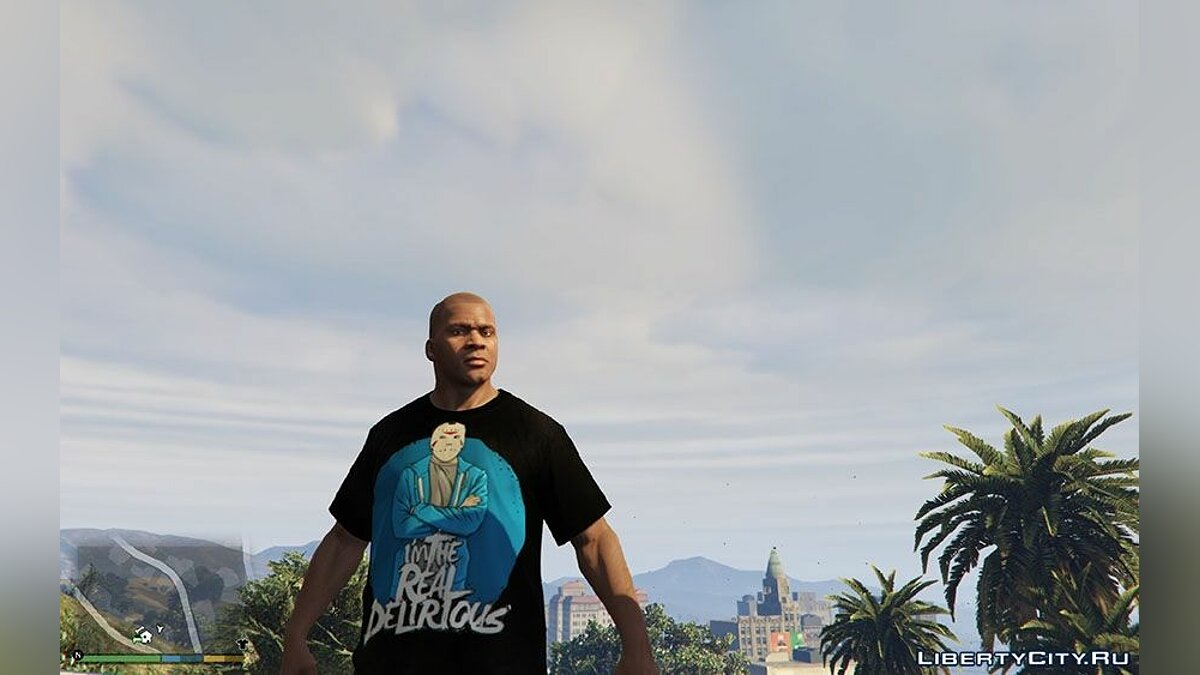 H2O T-Shirt For All Players v3.0 для GTA 5 - скриншот #2