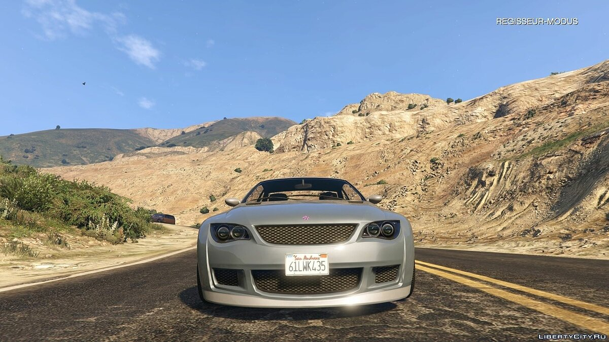 ENB мод  Clear Graphics HD v4.7 для GTA 5
