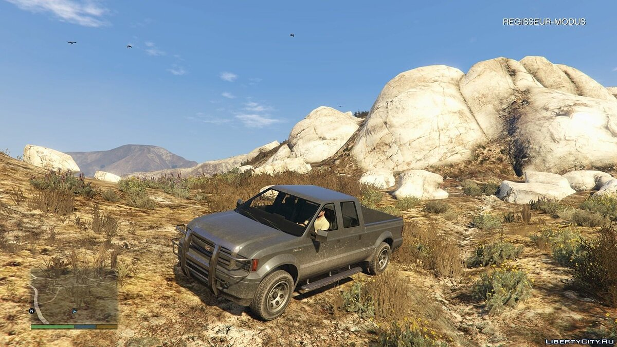 Clear HD ENB - Graphics Mod v4.3 для GTA 5