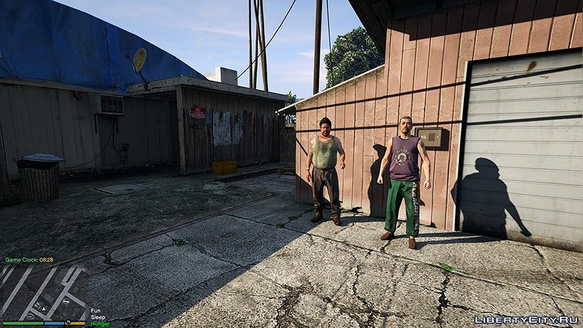 ENB мод Visual Improvements v1.1 для GTA 5