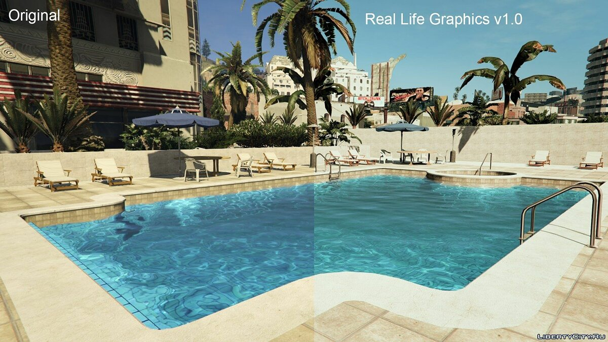 Real Life Graphics 1.0 для GTA 5 - скриншот #3