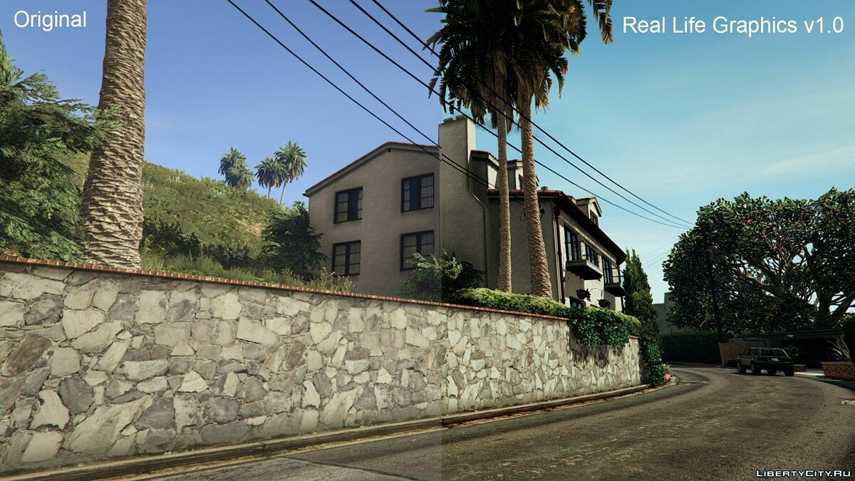 Real Life Graphics 1.0 для GTA 5 - скриншот #12