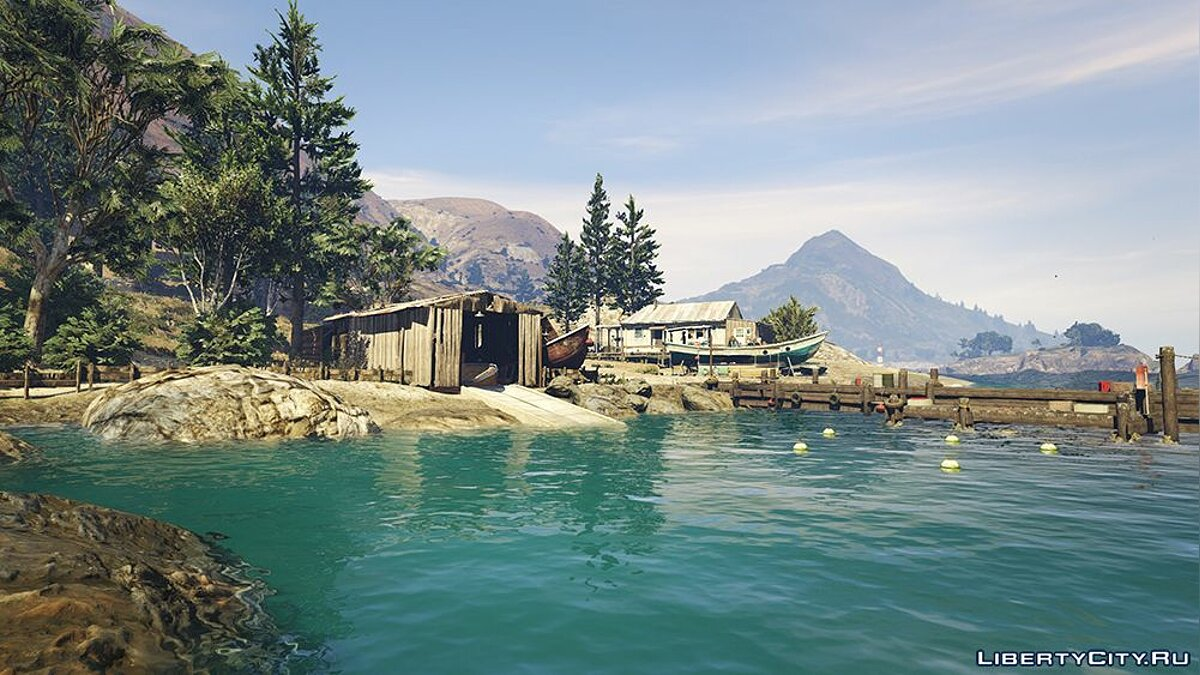 ENB мод Total Visual Overhaul v1.01 для GTA 5