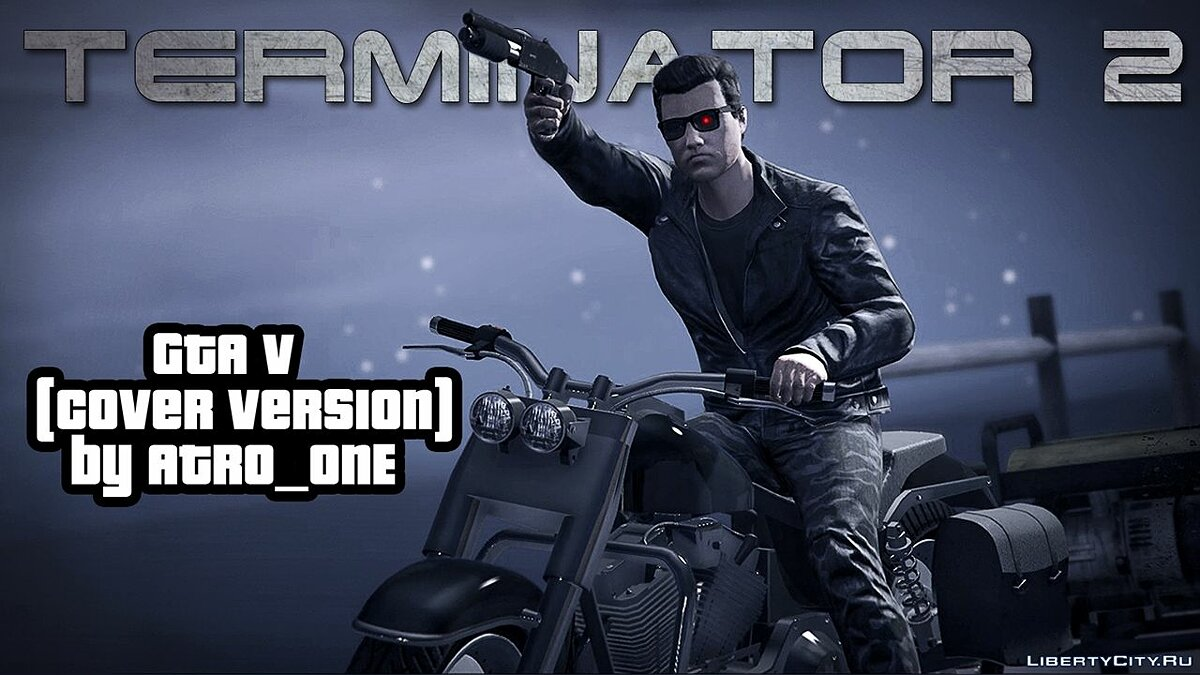 Terminator 2 JD (GTA 5 cover) часть 1 для GTA 5