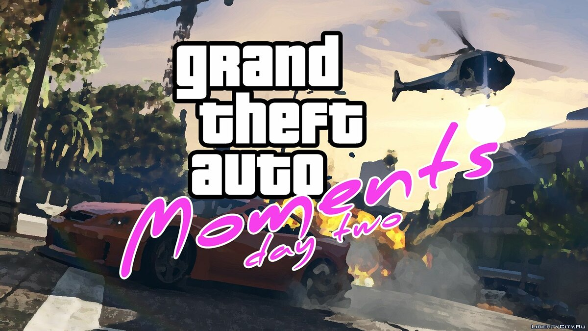 Фан видео GTA V Day Two (Fails and Funny moments) для GTA 5