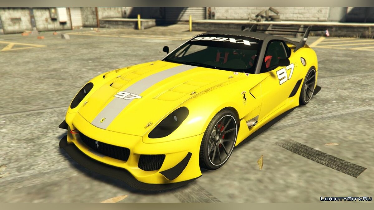 Ferrari 599FXX Evolution [Add-On | Livery] 1.3 для GTA 5