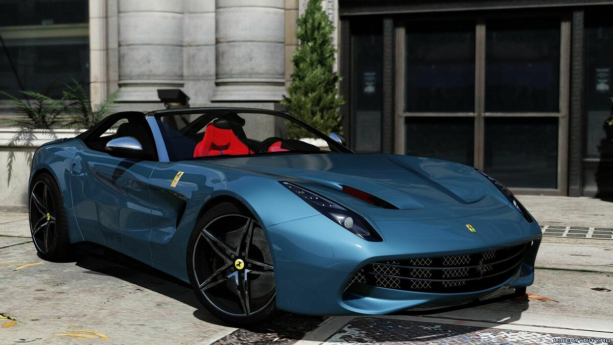 Ferrari F60 America [Add-On | HQ | Template] 1.1 для GTA 5 - скриншот #4