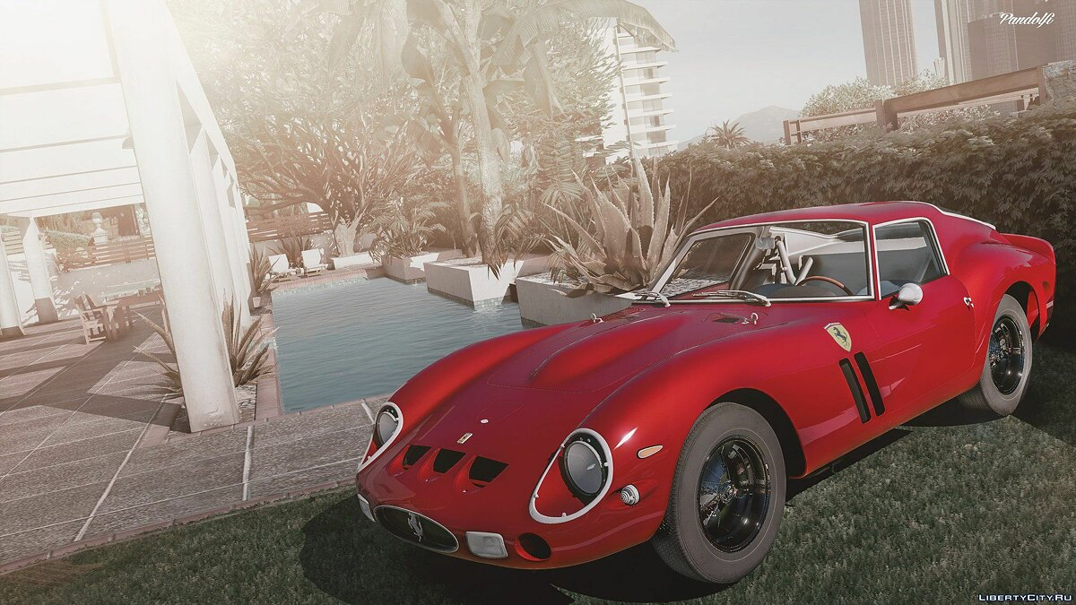 Ferrari 250 GTO 1962 [Add-On / Replace] для GTA 5 - скриншот #2