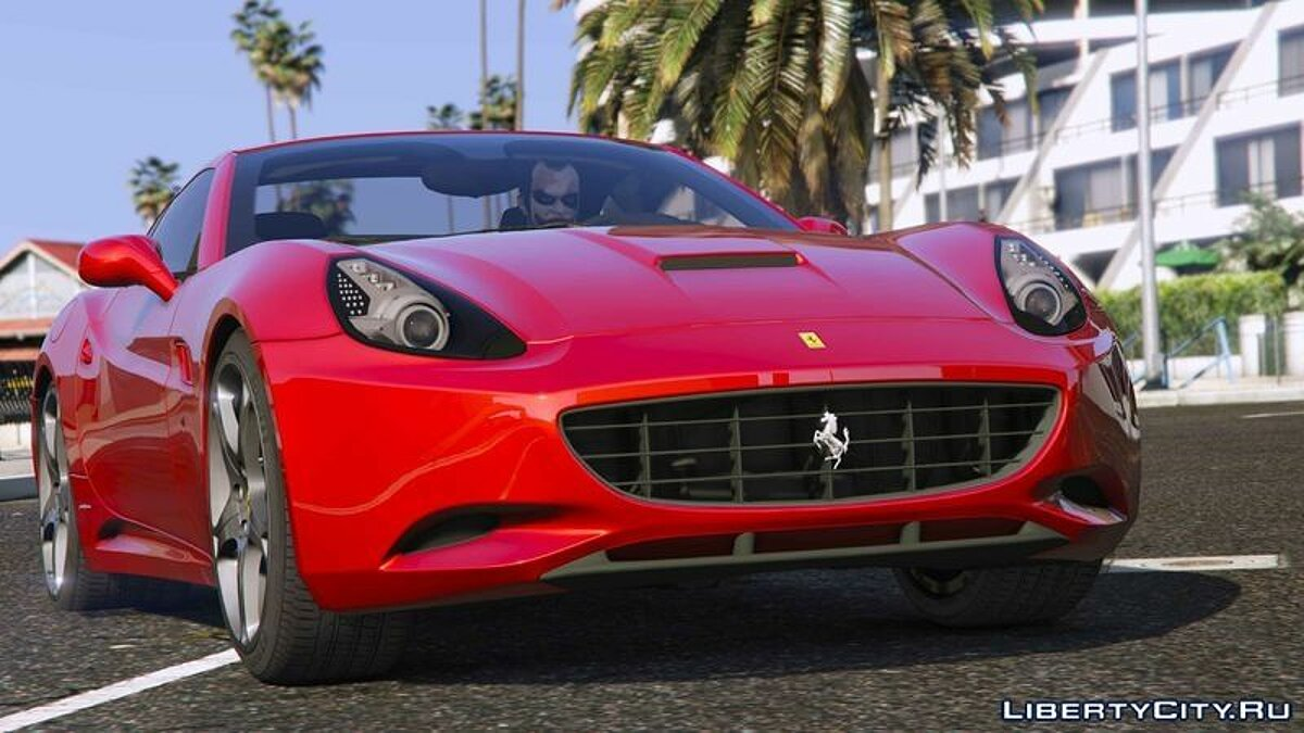 2012 Ferrari California для GTA 5
