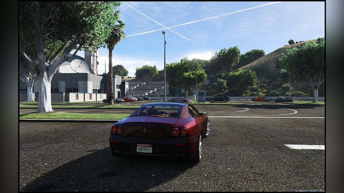 Ferrari 612 Sessanta [Add-On / Replace] 1.0 для GTA 5