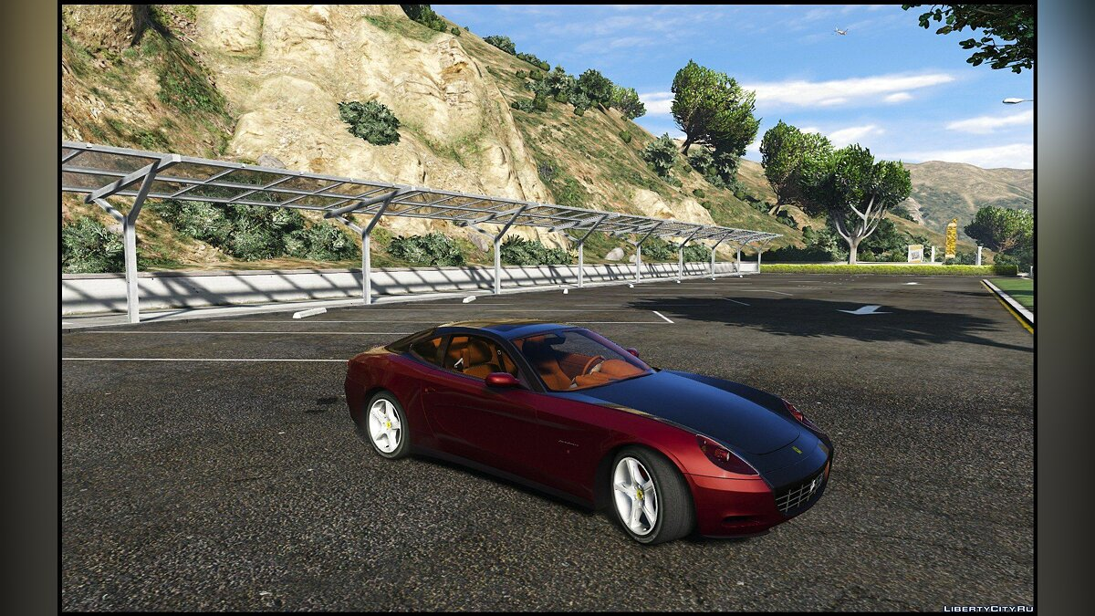 Ferrari 612 Sessanta [Add-On / Replace] 1.0 для GTA 5 - скриншот #5