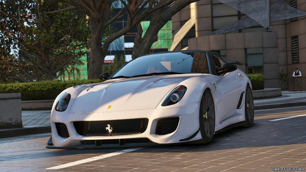 Ferrari 599 GTO [Add-On / Replace + 599xx Tuning] 2.0 для GTA 5