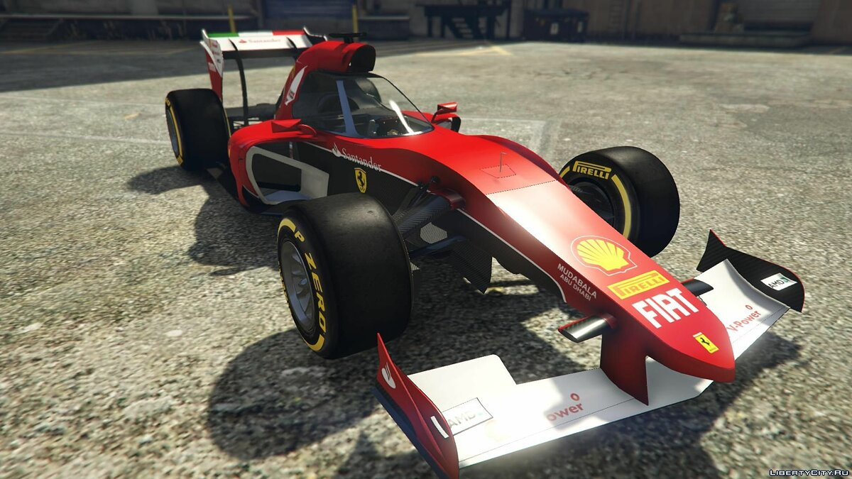Ferrari FXi1 [Add-On / Replace | Livery] для GTA 5