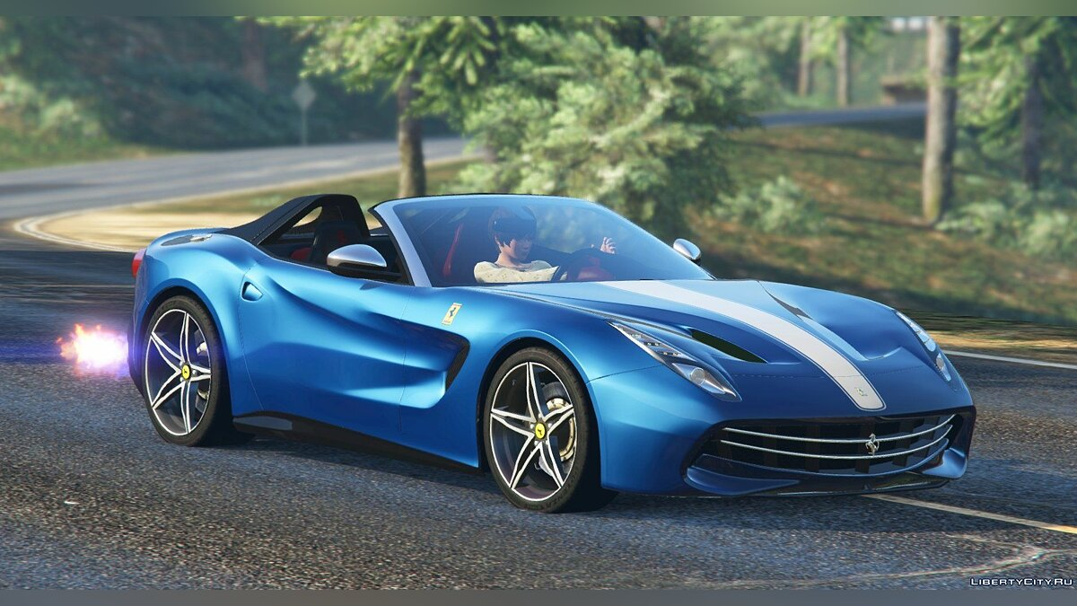 Ferrari F12 TRS & F60 America (2 Cars Pack) [Add-On | Tuning | Livery] 1.6 для GTA 5 - скриншот #2