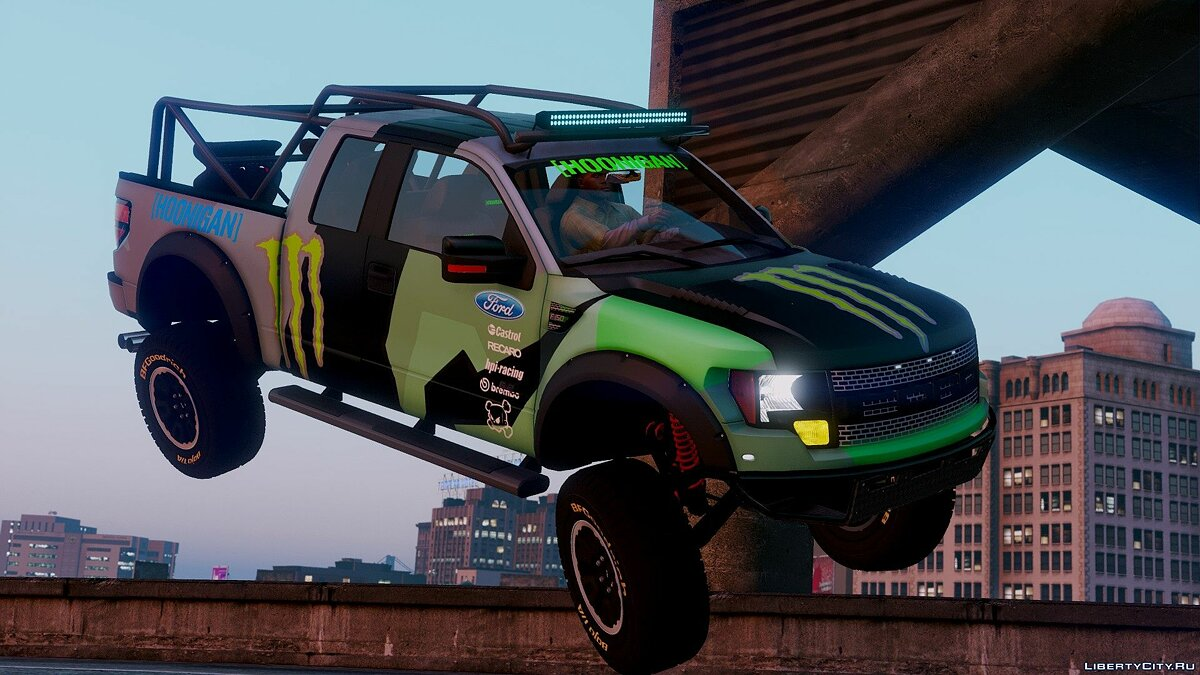 2012 Ford F150 SVT Raptor 2.0 для GTA 5 - скриншот #5