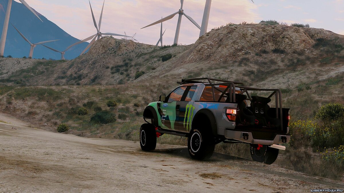 2012 Ford F150 SVT Raptor 2.0 для GTA 5 - скриншот #11