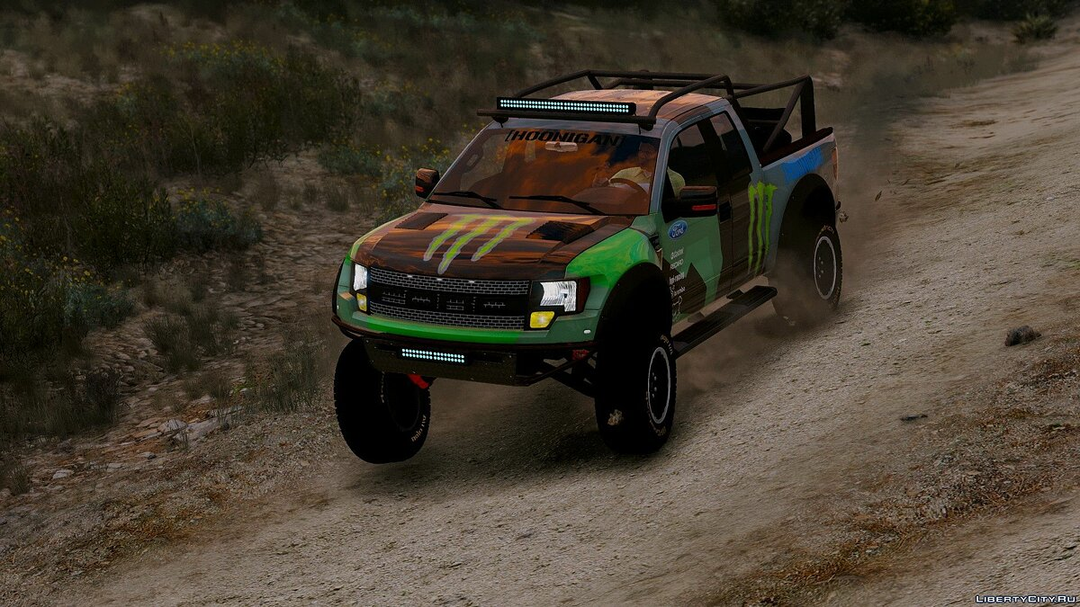 2012 Ford F150 SVT Raptor 2.0 для GTA 5 - скриншот #13