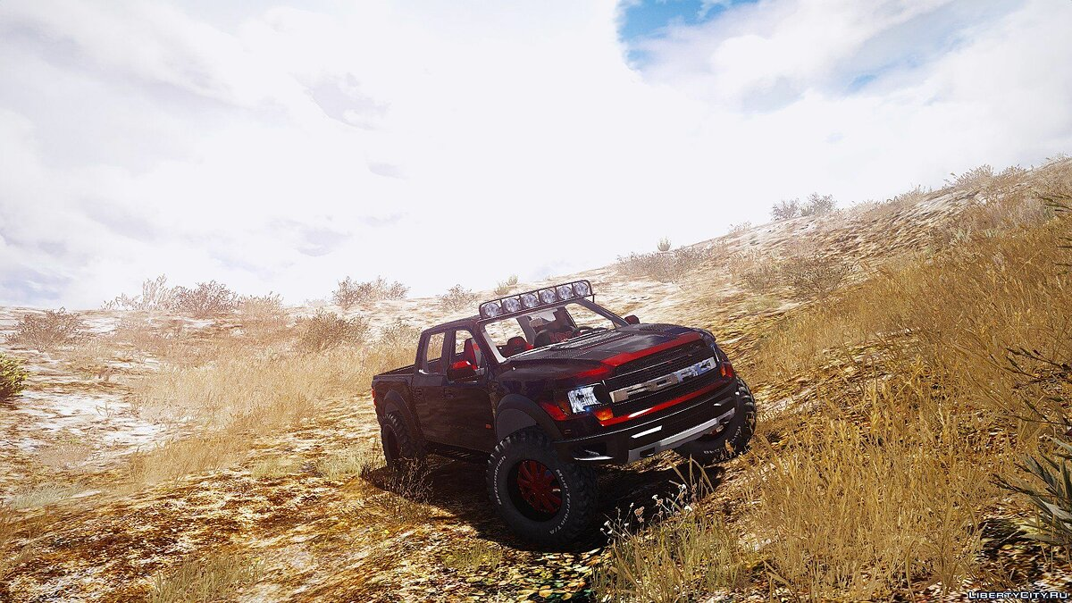��ашина Ford Ford F-150 Raptor LP Cars Tuning 1.0 для GTA 5