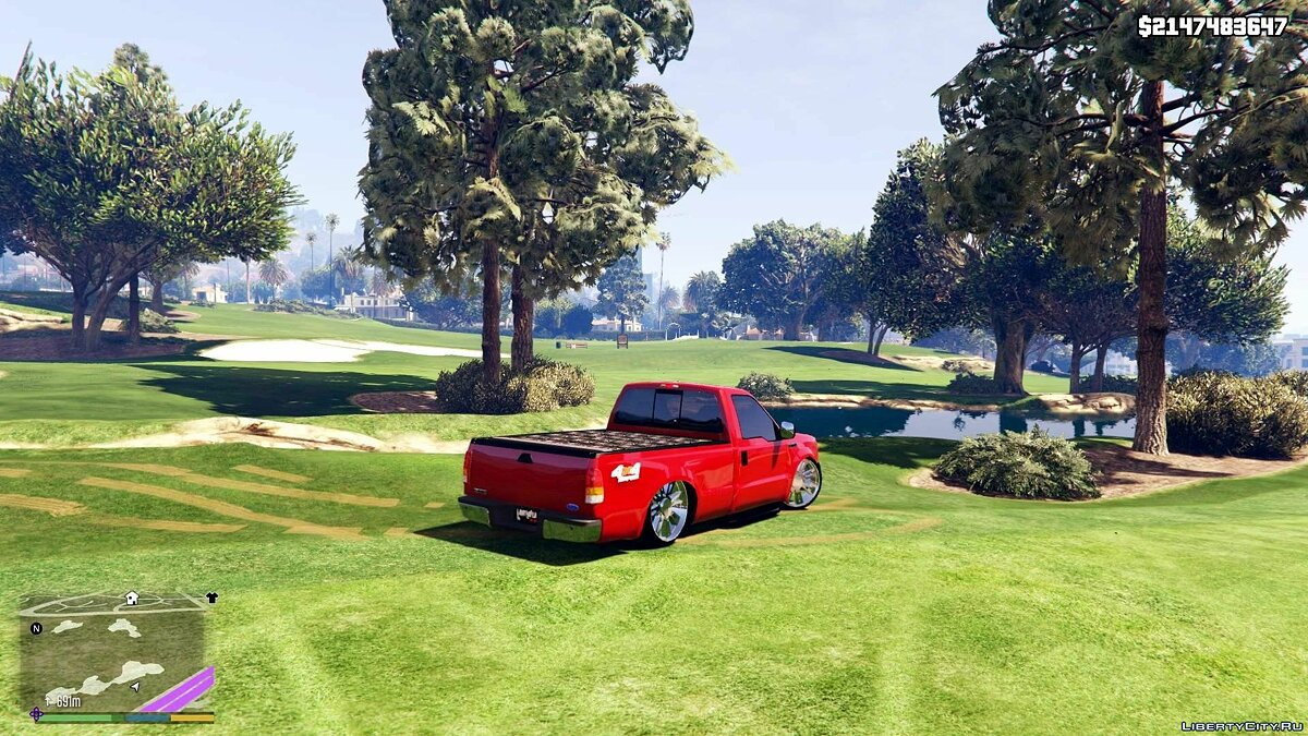 Ford F-250 GcincoSoundCar ( Replace ) 1.0 для GTA 5 - скриншот #5