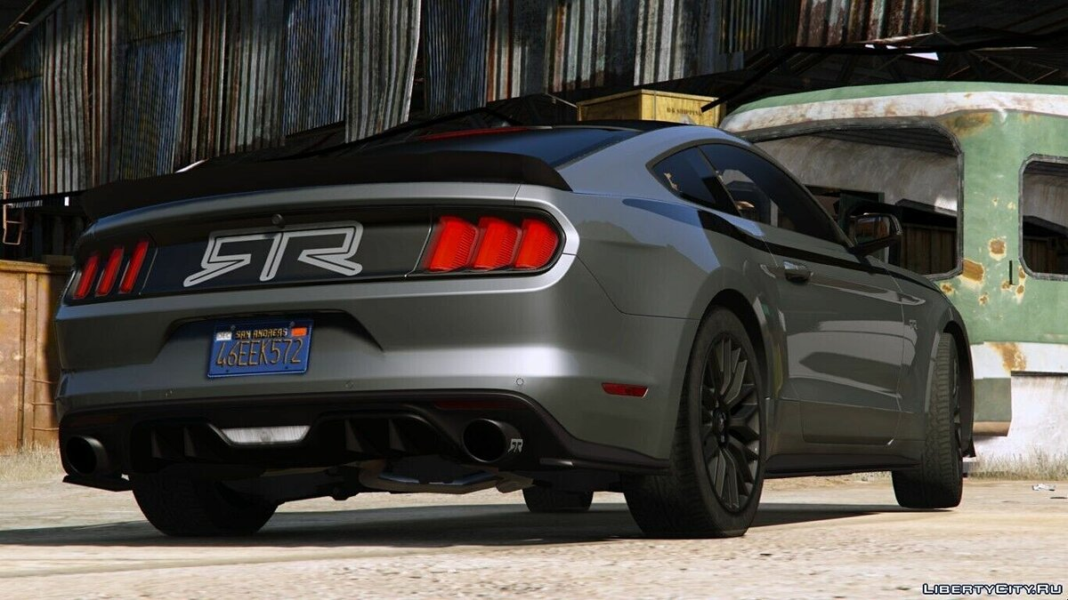 2015 Ford Mustang GT [Add-On] для GTA 5 - скриншот #9