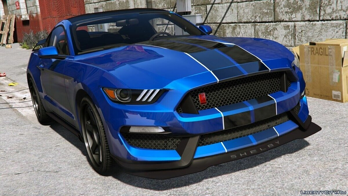 2015 Ford Mustang GT [Add-On] для GTA 5 - скриншот #7