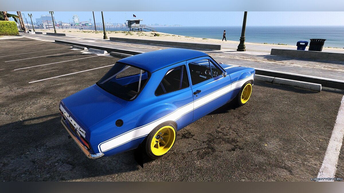Ford Escort RS1600 MK1 (Fast & Furious 6) [Add-On] 2.0 для GTA 5 - скриншот #4