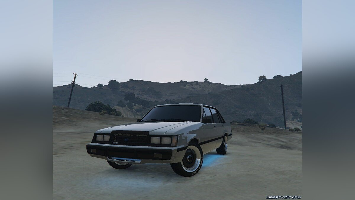 Ford LTD LX [Replace] 1.0 для GTA 5