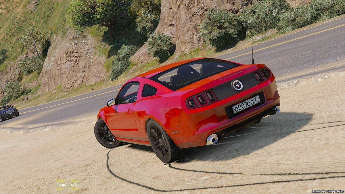 Ford Mustang Boss 302 2013 [Replace / HQ] 1.0 для GTA 5 - скриншот #2