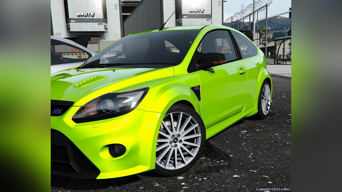 Машина Ford 2009 Ford Focus RS [Add-On | RHD | Template] 1.0 для GTA 5