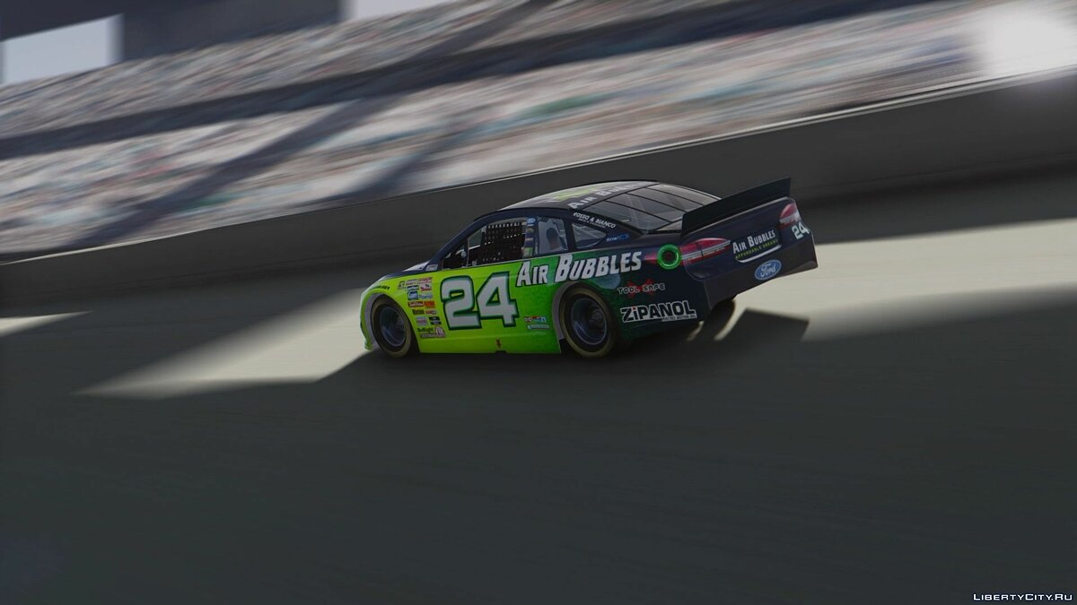 Ford Fusion NASCAR [Add-On | Livery] для GTA 5