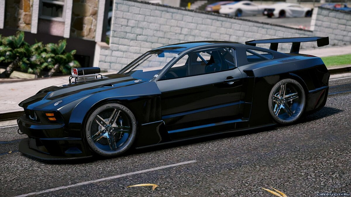 Ford Mustang GT Circuit Spec 2011 [Add-On/OIV] 1.1 для GTA 5