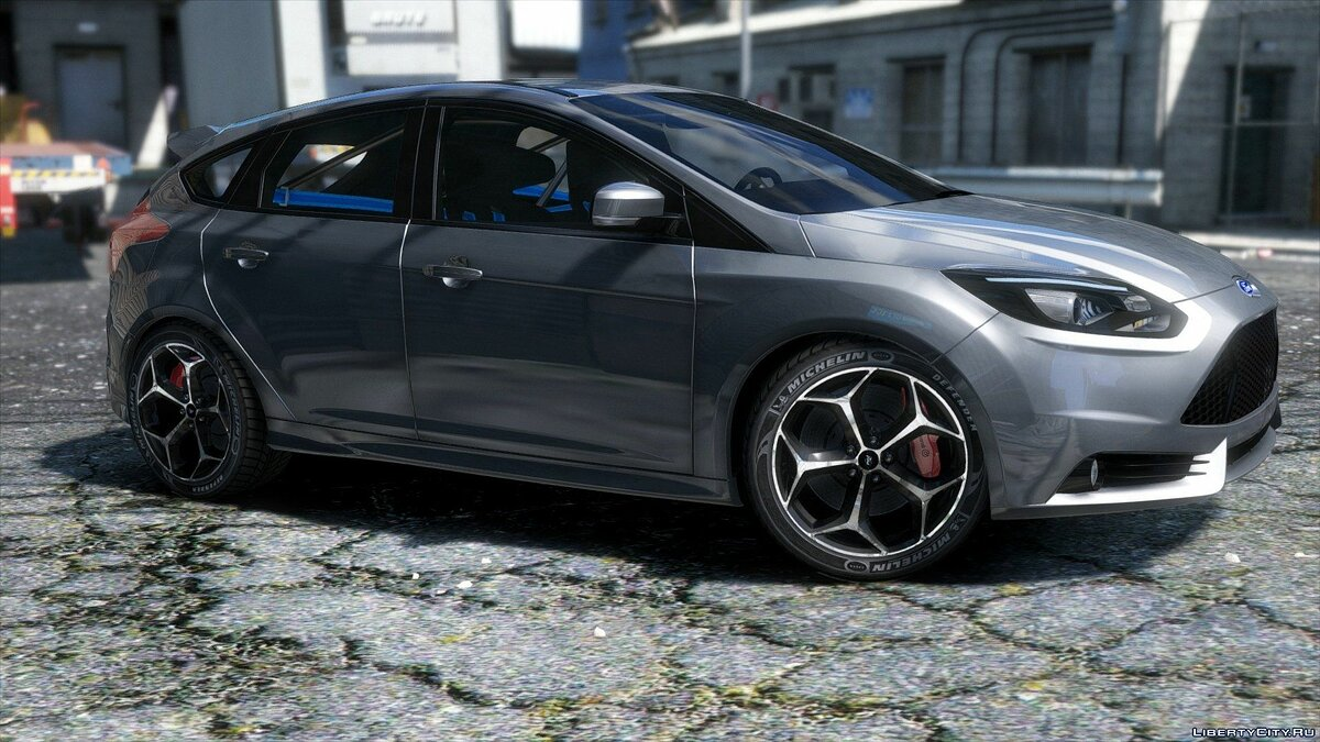 2013 Ford Focus ST X RS 500 для GTA 5