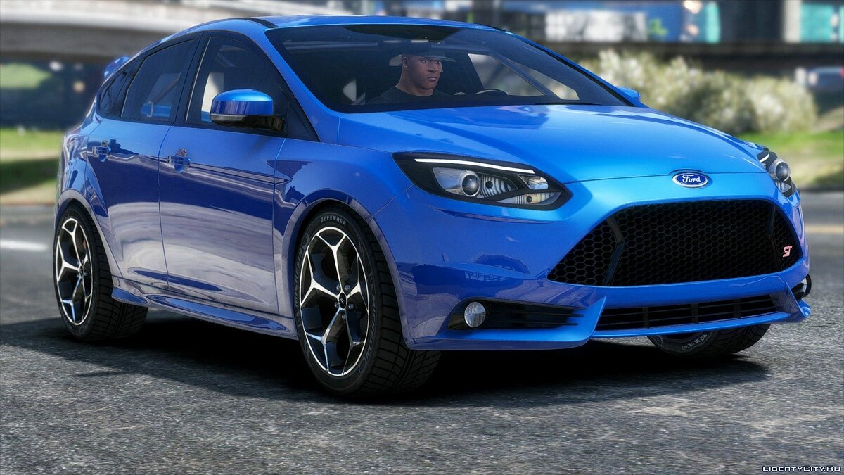 2013 Ford Focus ST X RS 500 для GTA 5 - скриншот #4