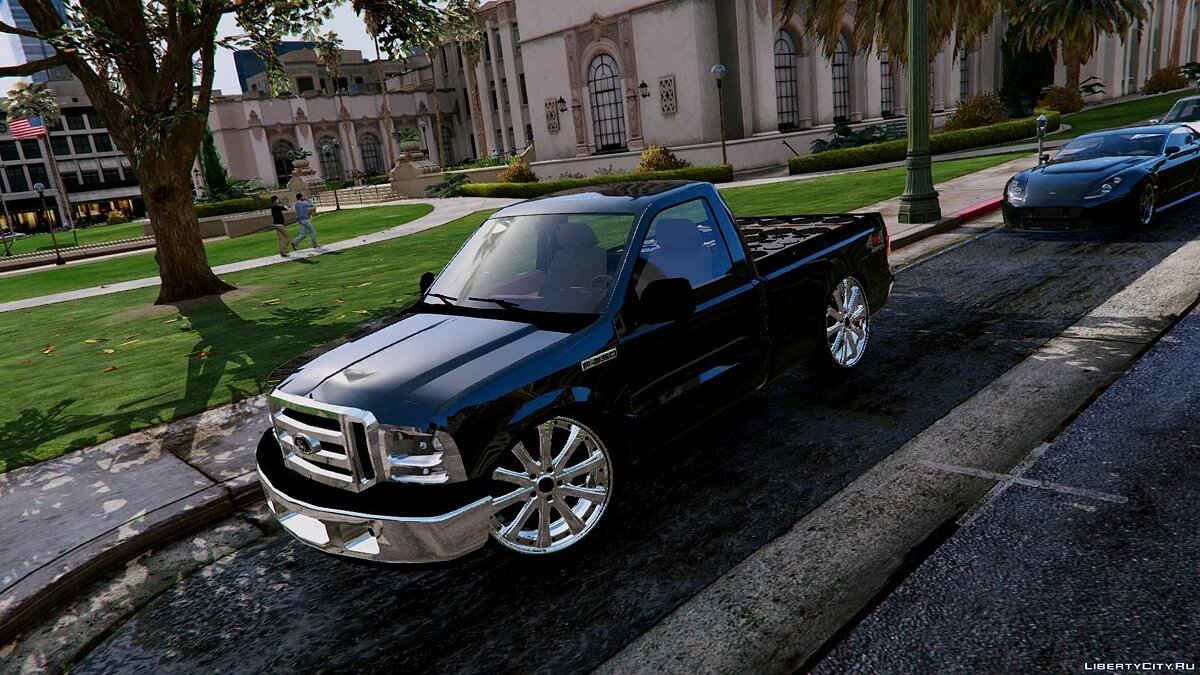 ��ашина Ford Ford F-250 [V BETA] [Replace] V1 для GTA 5