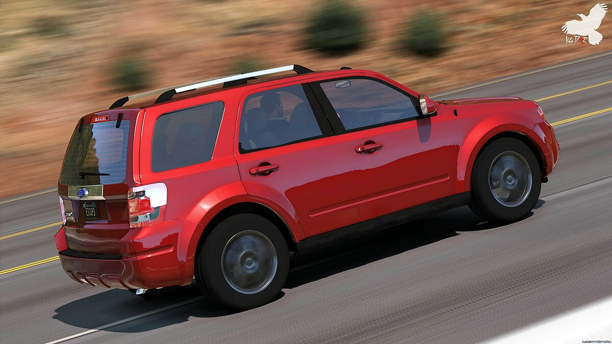 Ford Escape 2012[Add-on/Replace] [Tuning|Wipers] HQ 1.3 для GTA 5