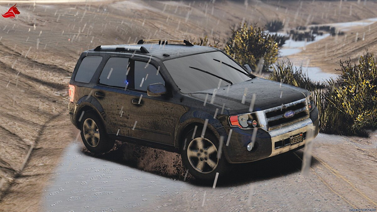 Ford Escape 2012[Add-on/Replace] [Tuning|Wipers] HQ 1.3 для GTA 5 - скриншот #8