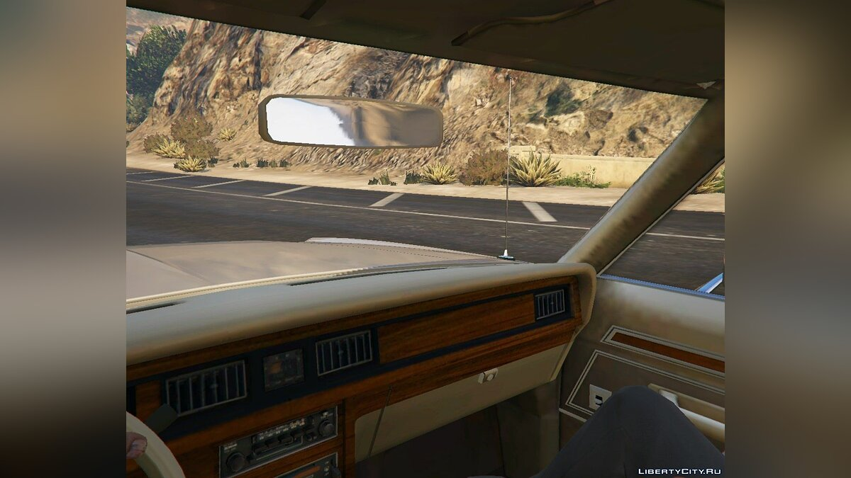 1987 Ford Crown Victoria [Replace] 1.0 для GTA 5 - скриншот #5
