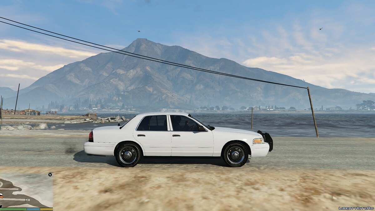 Ford Crown Victoria 2011 Retired [Add-On] для GTA 5