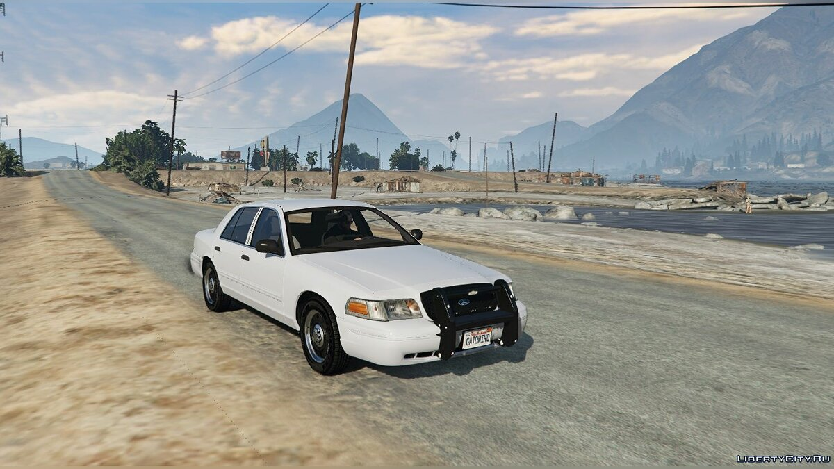 Ford Crown Victoria 2011 Retired [Add-On] для GTA 5 - скриншот #4