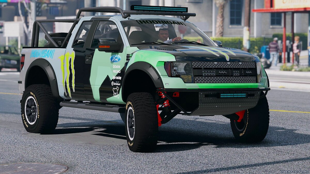 2012 Ford F150 SVT Raptor 1.0 для GTA 5 - скриншот #5